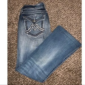 Miss Me Signature Bootcut size 30